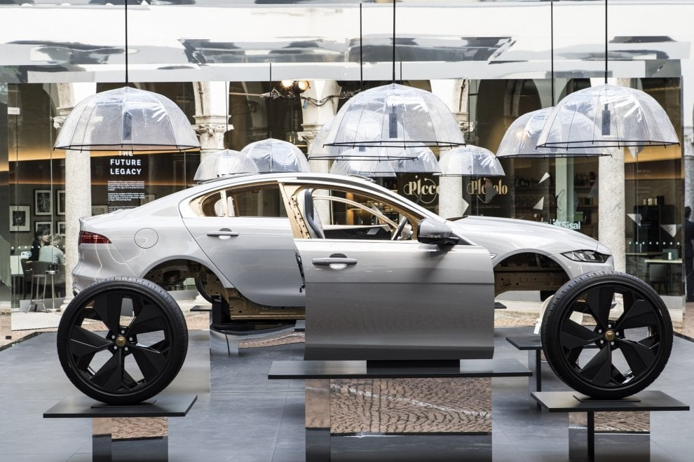 """The future legacy"", show Jaguar"