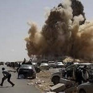 Libia, acqua e cibo nei centri di detenzione e assistenza per le famiglie sfollate