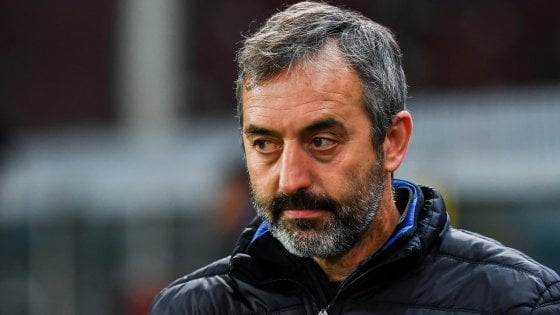 Sampdoria, Giampaolo: ''Vincere il derby non ha prezzo''