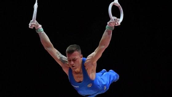 Ginnastica, grande Italia agli Europei: argento a Lodadio, bronzo a D'Amato
