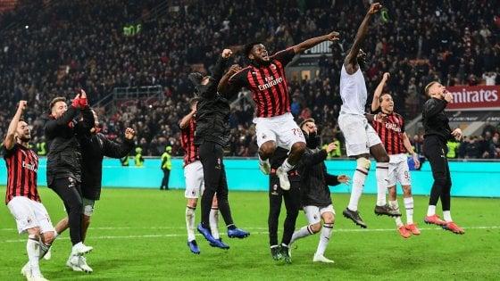 Milan-Lazio 1-0: Kessie su rigore, i rossoneri restano quarti tra le polemiche