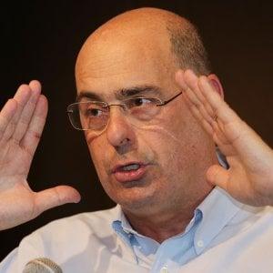 Zingaretti: ha ragione Scalfari, il nuovo Pd al servizio dei cittadini
