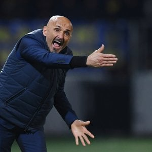 """Inter, Spalletti: """"Tenere di testa, la lotta Champions non è chiusa"""""""
