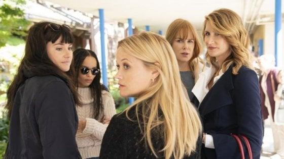 'Big Little Lies 2', che paura la suocera Meryl Streep. A giugno tornano le cinque di Monterey