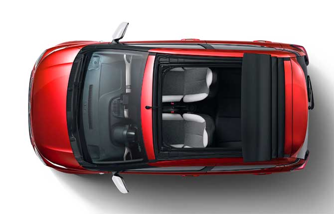 Citroën rilancia la C1 Urban Ride