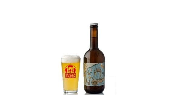 Nadir: la birra con il mare dentro