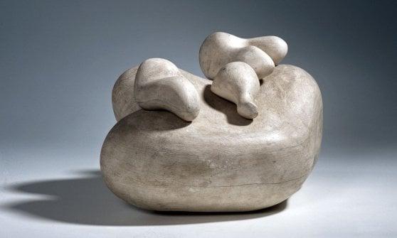 Jean Arp, fra scultura e natura
