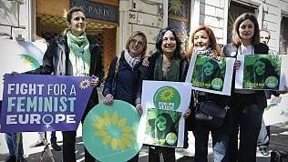 Europa Verde, cinque donne capolista per cambiare modello