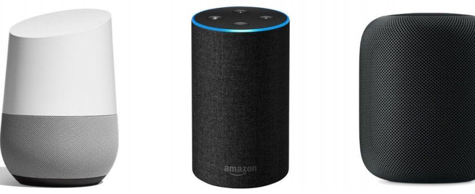 Il presente è degli smart speaker: a fine anno nel mondo ce ne saranno 208 milioni