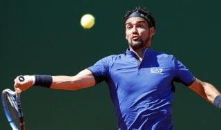 Tennis, Masters Montecarlo: avanti Fognini e Cecchinato, Sonego vince il derby con Seppi