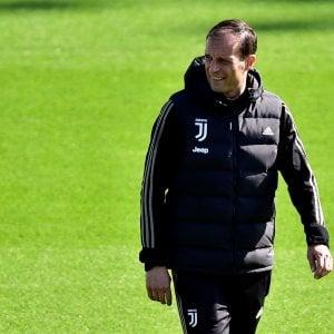 """Juventus, Allegri: """"Rispettare Ajax, ma voglio una squadra di iene"""""""