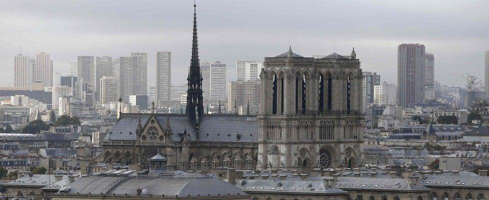 Incendio Notre Dame: simbolo del cattolicesimo in cui Napoleone si fece incoronare imperatore