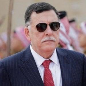 """Libia, Al Serraj: """"Haftar un traditore, resisterò contro la dittatura. 800mila migranti pronti a partire"""""""