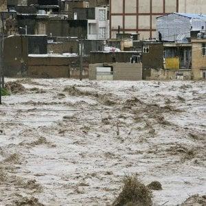 Iran, da Brindisi è partito un Boeing 747 carico di aiuti della Cooperazione italiana per le vittime dell'alluvione