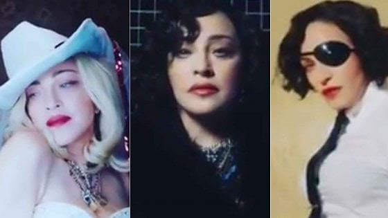 Madonna: il video di Medellín su MTV in anteprima mondiale, ecco quando