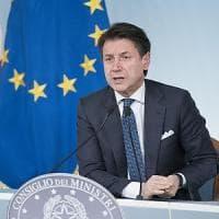 """Migranti, sfida 5s-Lega. Conte e Toninelli: """"Politica dei porti chiusi non basta""""...."""