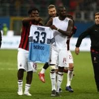 Milan-Lazio, Lucas Leiva frase shock a disabile: