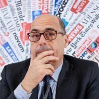 """Inchiesta Umbria, Zingaretti: """"Confido nel senso di responsabilità della presidente..."""