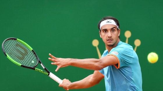 Tennis, Masters Montecarlo: Sonego agli ottavi, battuto Khachanov. Avanti anche Cecchinato