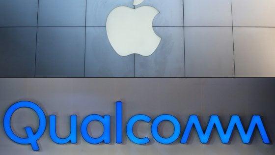 Apple e Qualcomm fanno la pace, finisce la guerra delle royalty