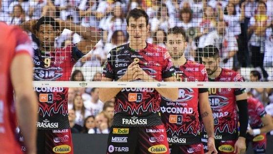 Lube Volley Calendario.Volley Playoff Impresa Di Civitanova A Trento Perugia
