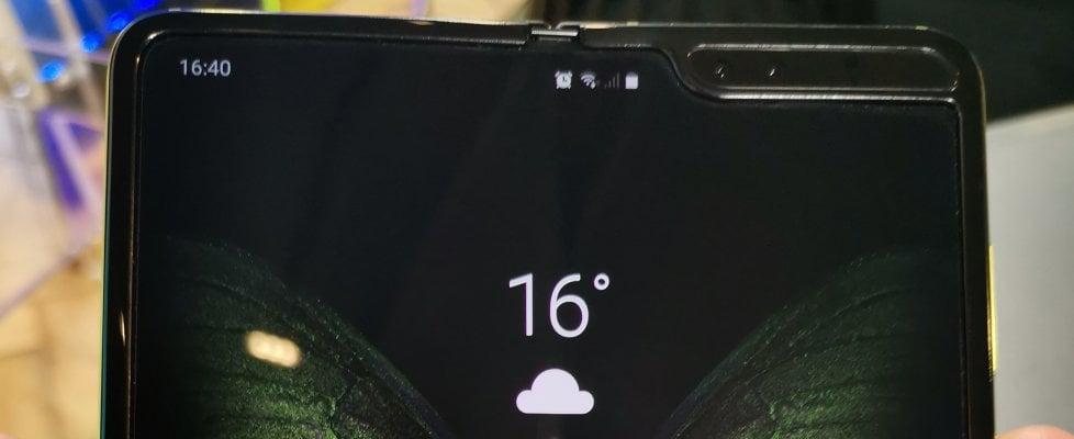 Samsung Galaxy Fold, il primo smartphone pieghevole: la nostra prova