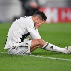 Juventus, crolla in Borsa dopo l'eliminazione con l'Ajax