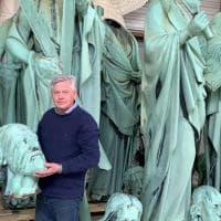 """Notre-Dame, le statue in salvo per miracolo: """"Un giorno di ritardo e le avremmo perse per..."""