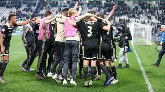 Champions, Ajax, la banda degli Oliver Twist costata la metà di Ronaldo
