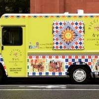 Dalla pasta alla pizza, i food truck italiani invadono New York