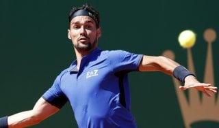 Tennis, Masters Montecarlo: Fognini agli ottavi senza giocare