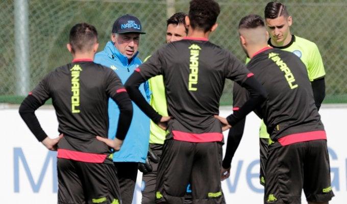 """La ricetta di Ancelotti: ''Coraggio, testa e cuore"""""""