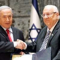 Israele, a Netanyahu l'incarico di formare il governo