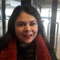La scrittrice Michela Murgia risponde alle offese di Matteo Salvini con il gioco della...