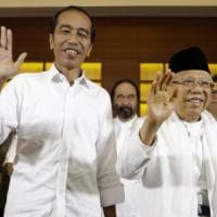 Indonesia, il presidente Joko Widodo verso la riconferma