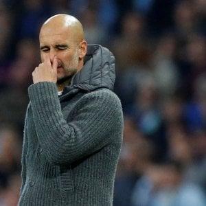 Manchester City-Tottenham, Guardiola: la maledizione della Champions