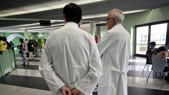 In 15 anni l'Italia perderà 14.000 medici