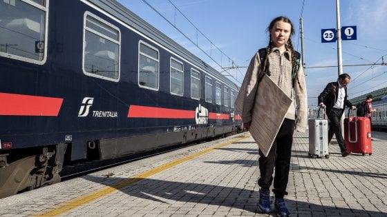 Tre italiani su quattro stanno con Greta: il clima priorità assoluta. Ultimatum alla politica
