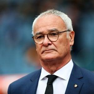 """Roma, Ranieri: """"Vittoria con l'Inter ci darebbe una grande spinta"""""""