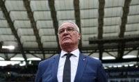 "Ranieri: ""Grande spinta se vinciamo con l'Inter"""