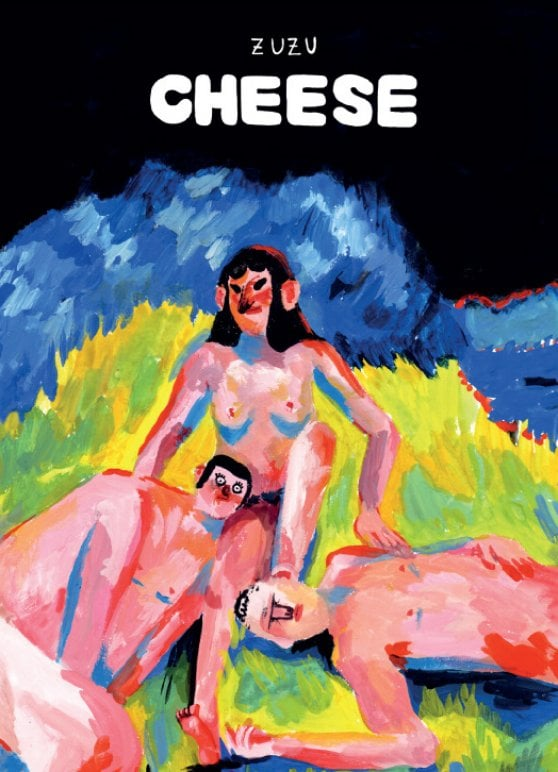 """Dite """"Cheese"""", troverete il fumetto che ha incantato Ratigher e Gipi"""