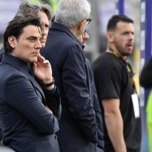 """Fiorentina, Montella sfida la Juve: """"Lasciare a casa ogni timore"""""""