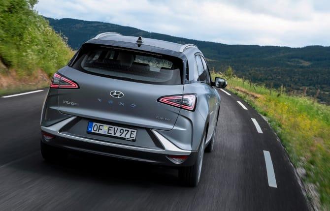 Hyundai e H2 Energy, l'unione fa la forza