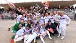 Bari festeggia il ritorno tra i prof. Promosso in C anche il Picerno, ma Taranto accusa