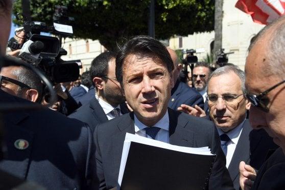 Il governo diviso anche a Reggio Calabria, approva il decreto sblocca cantieri