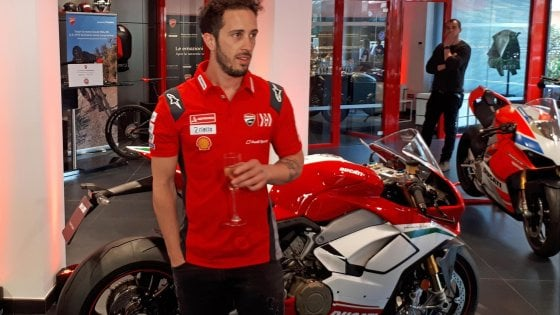 """MotoGp, Dovizioso: """"In quattro per il titolo. Futuro? Passo al motocross"""""""