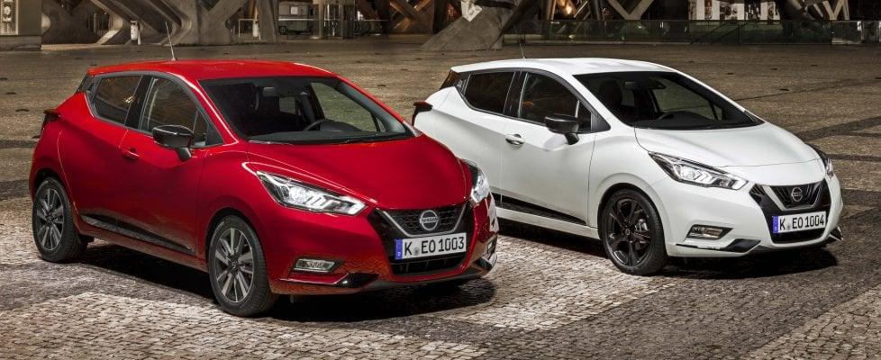 Nissan Micra formato convenienza