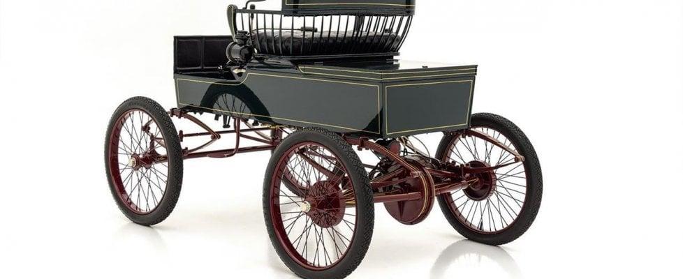 Auto elettriche, altro che futuro:  nel 1901 erano già protagoniste