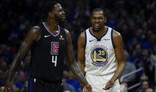 Basket, playoff Nba: riscatto Golden State con i Clippers, sorride San Antonio