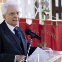 """Mattarella: """"Il vento del sovranismo non minaccerà l'esistenza dell'Ue"""""""
